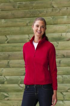 Artikelbild Ladies` Full Zip Microfleece